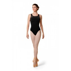 MAILLOT MIRELLA OPEN BACK TANK LEOTARD