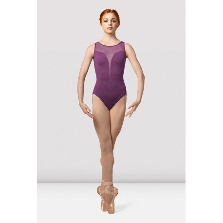 MAILLOT BLOCH LACE TANK